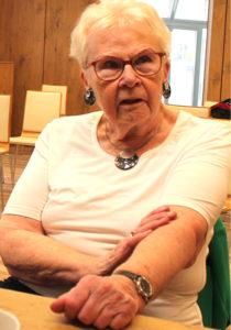 """Ingeborg Schödl hat das Buch """"Das Unmögliche"""" wagen geschrieben - die neue Biografie über Anna Dengel"""