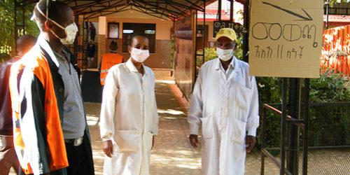 """Covid-19 in Attat Äthiopien – Spendenaufruf """"Afrika nicht vergessen"""""""
