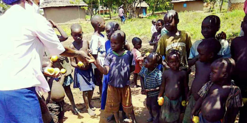 COVID-19 Soforthilfe für Uganda